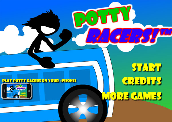 potty-racers